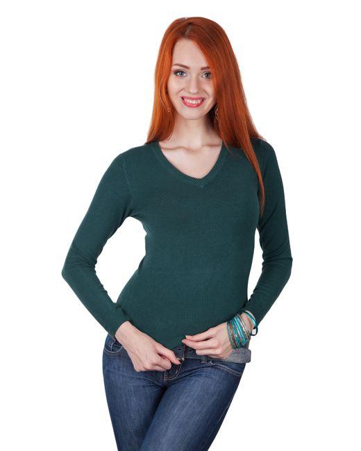 Mondigo | Женский Зелёный Джемпер 9131
