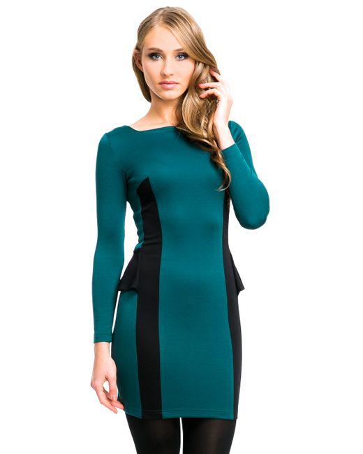 Mondigo | Женское Болотное Платье 5052