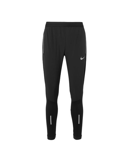 Nike Running   Чёрный Flex Swift Jersey Sweatpants