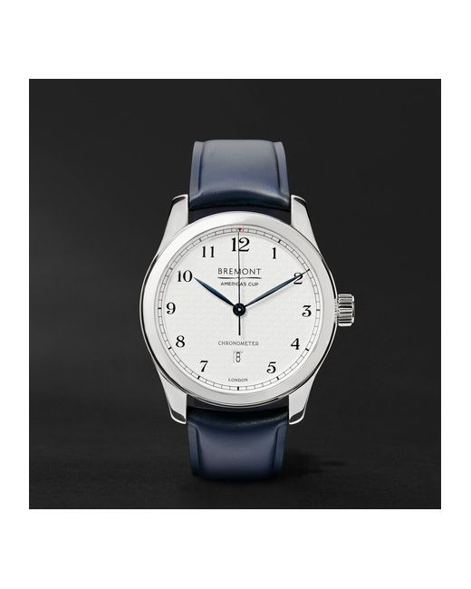 Bremont | Белый Ac I Automatic Chronometer Stainless Steel And