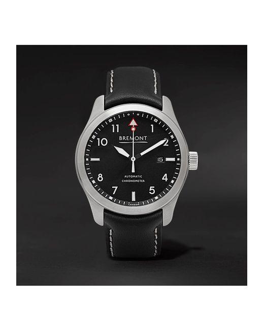 Bremont | Чёрный Solo/Wh Automatic Watch