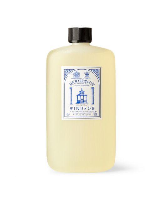 D R Harris | Neutral Windsor Hair And Body Wash 250ml