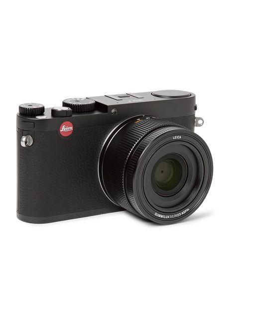 Leica | Чёрный X Typ 113 Compact Camera