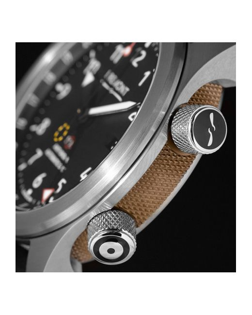 Bremont | Чёрный Mbiii/Bzs Automatic Watch