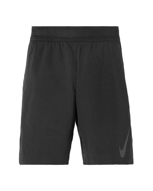 aeceb051b157 Мужское Чёрный Flex Repel 3.0 Ripstop Shorts Nike Training 13453046970