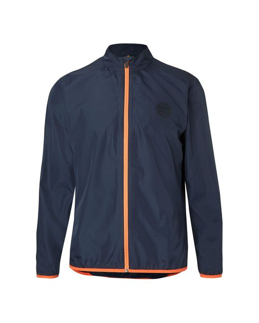 Iffley Road   Navy Marlow Shell Jacket
