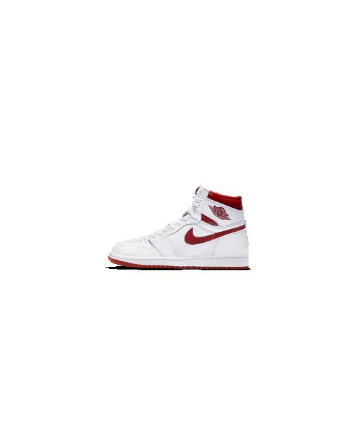 Nike   Мужские Белые Кроссовки Air Jordan 1 Retro High Og