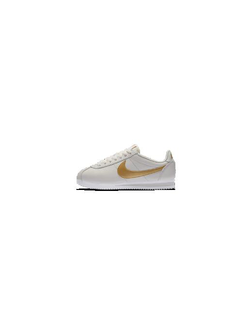 Nike | Женские Кремовые Кроссовки Classic Cortez