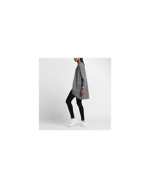 Nike | Женский Серый Кардиган Sportswear Modern