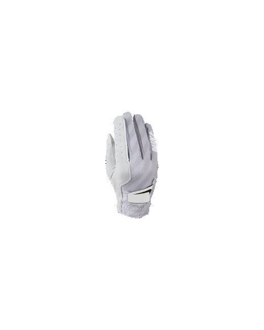 Nike | Женская Белая Перчатка Для Гольфа На Правую Руку Стандартный