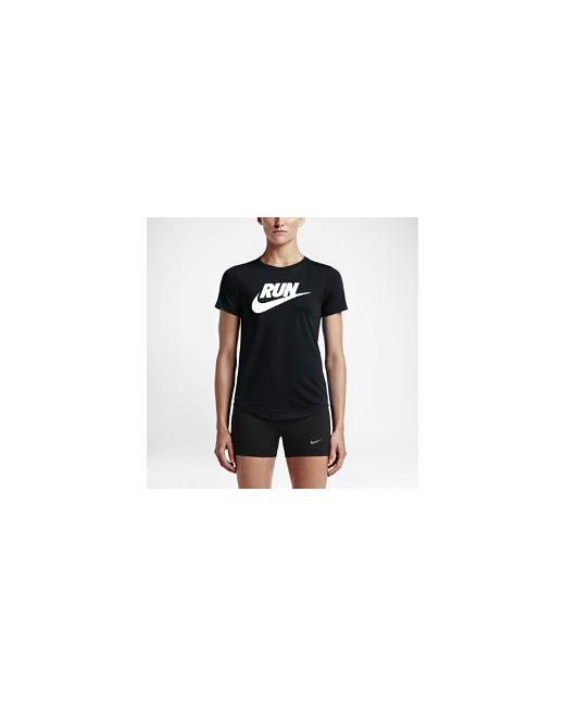Nike | Женская Футболка Swoosh