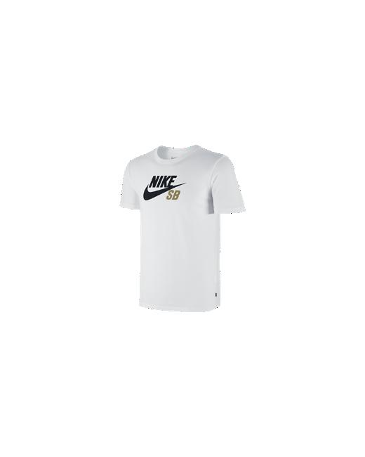 Nike | Мужская Футболка Sb Dri-Fit Icon Logo