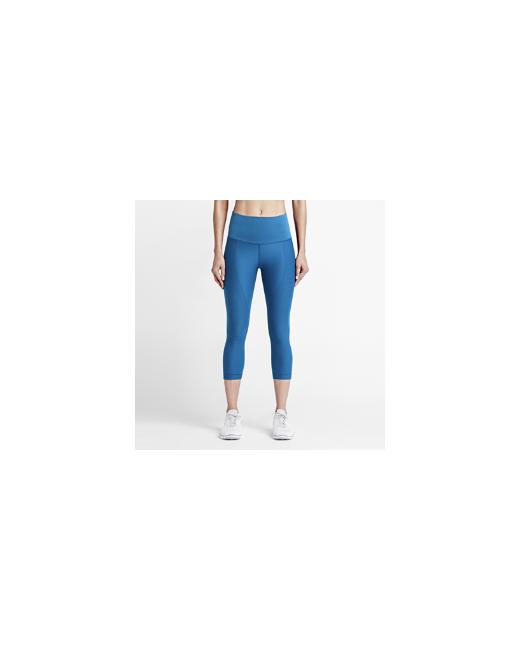 Nike   Женские Тренировочные Капри Zoned Sculpt