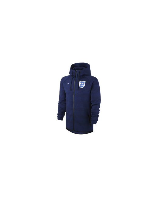 Nike | Мужская Куртка England Authentic Tech Fleece Windrunner