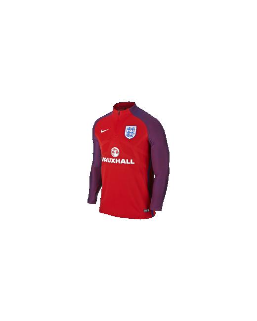 Nike | Мужская Футбольная Майка England Strike Drill