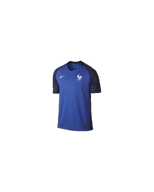Nike   Мужская Футбольная Джерси 2016 Fff Stadium Home