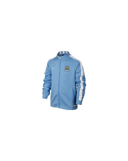 Nike | Мужская Куртка Для Детей 815 Manchester City Fc