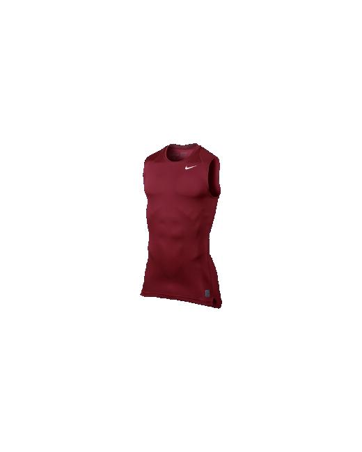 Nike | Мужская Футболка Pro Compression Sleeveless