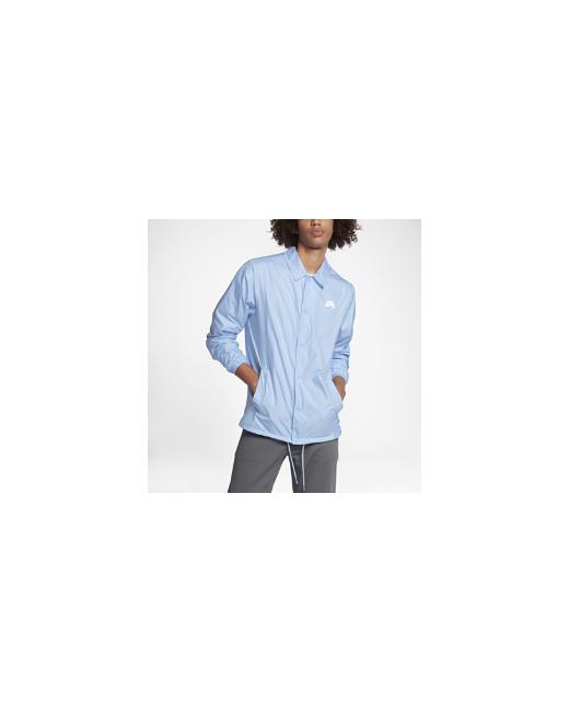 Nike | Мужская Синяя Куртка Sb Shield Coaches