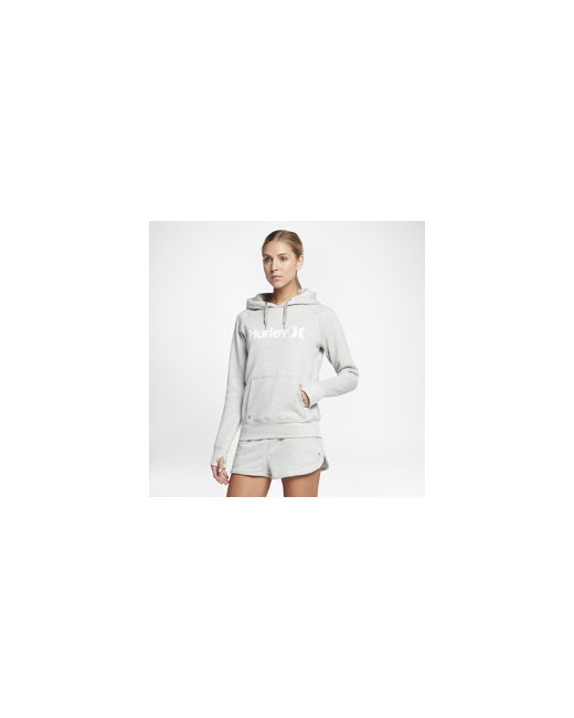 Nike | Женские Серые Худи Hurley One And Only Fleece Pullover