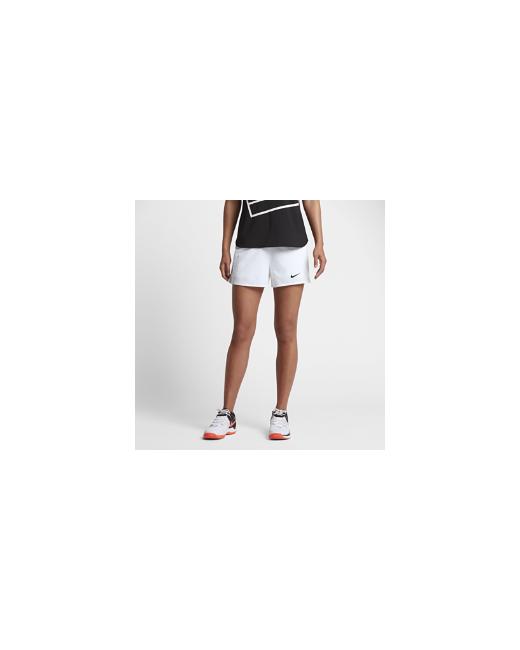 Nike | Женские Белые Теннисные Шорты Court Flex Pure