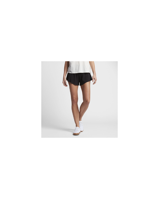 Nike   Женские Чёрные Шорты Hurley Wash 65 См