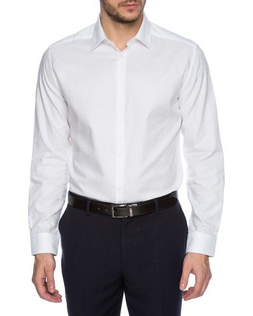 OSTIN   Мужская Рубашка В Цветочный Принт В Подарочной Упаковке