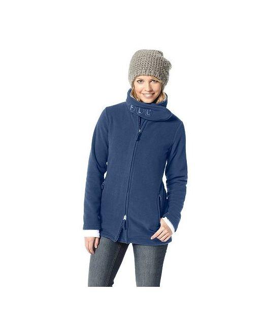 FLG FLASHLIGHTS | Женская Длинная Куртка Из Флиса