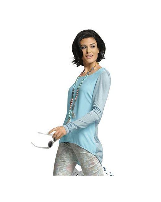 ALBA MODA GREEN | Женская Блузка-Кофточка