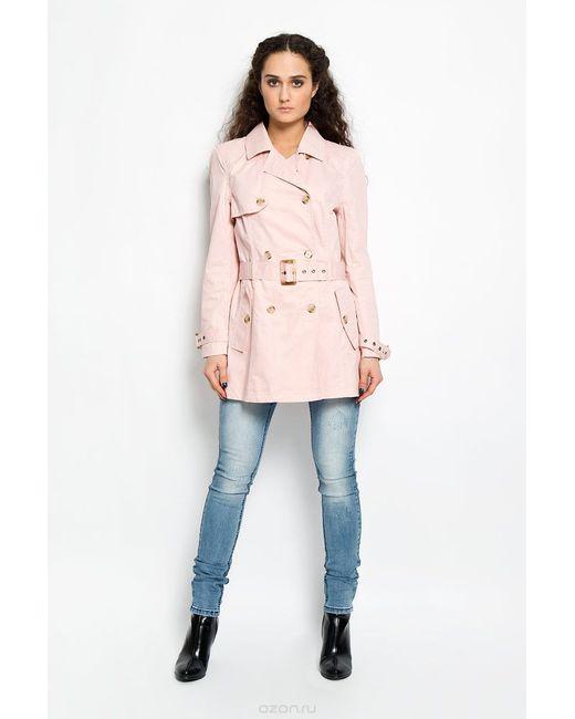 Broadway | Женское Розовое Пальто