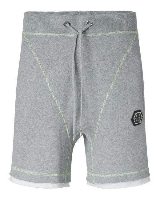 Philipp Plein | Серый Jogging Shorts Chill Out