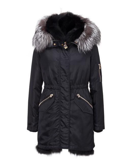 Philipp Plein | Чёрный Coat Trend