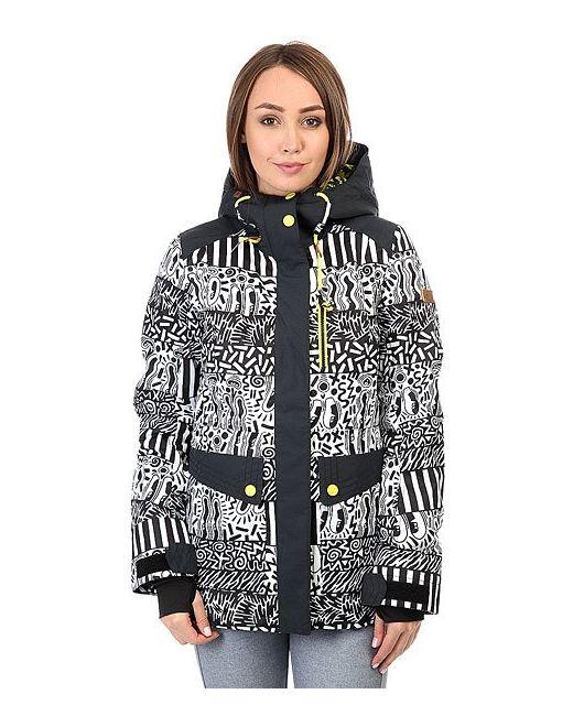 Roxy | Женская Чёрная Куртка Andie Hattie Stewart Eyeca