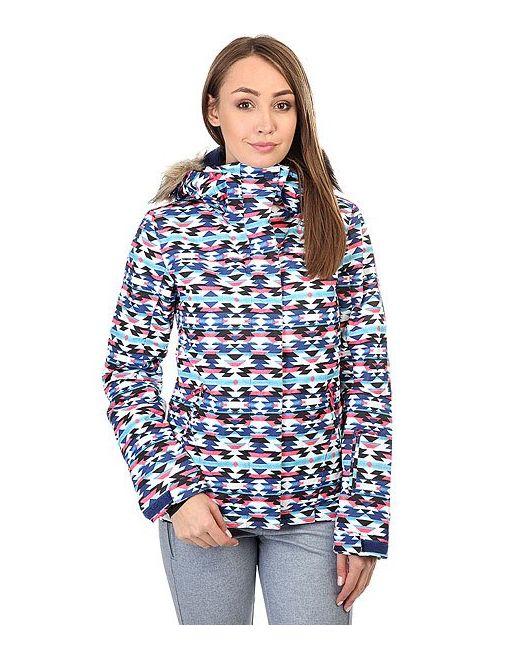 Roxy | Женская Многоцветная Куртка Jet Ski Geofluo Print