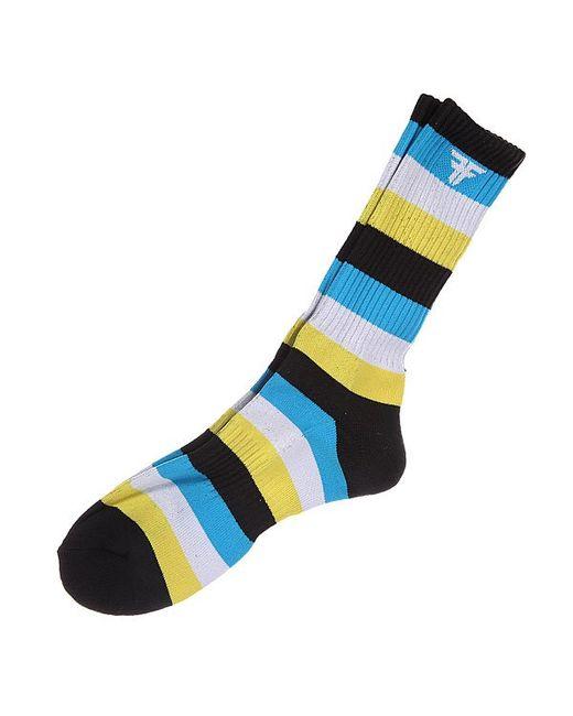 Fallen   Мужские Многоцветные Носки Trademark Striped Multi Colour
