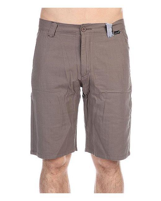 Circa | Мужские Серые Шорты Jayzun Herringbone Short Steeple Gray