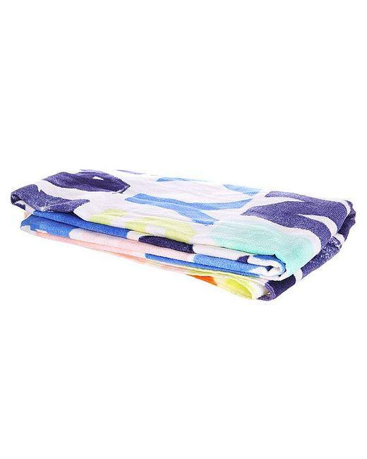 Roxy   Женское Многоцветное Полотенце Женское Hazy Sea Spray
