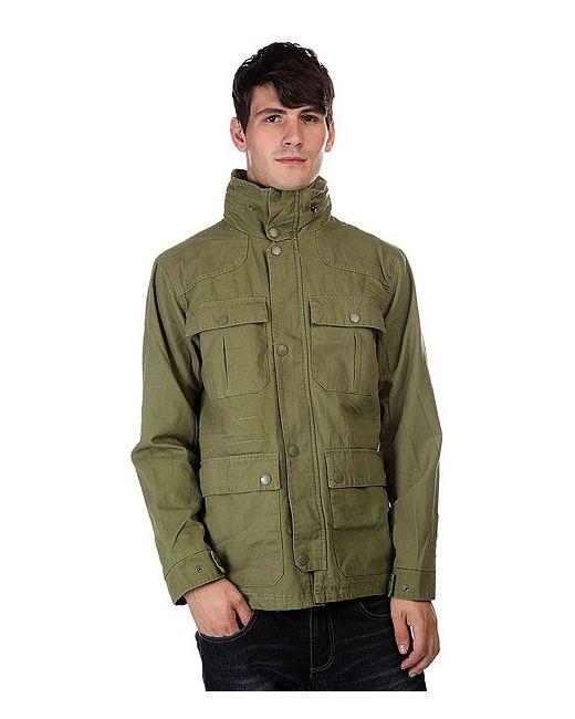 Clwr | Мужская Зелёная Куртка M15 Loden