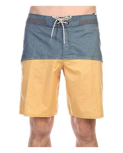 Billabong   Мужские Жёлтые Шорты Пляжные Shifty Pcx Gold