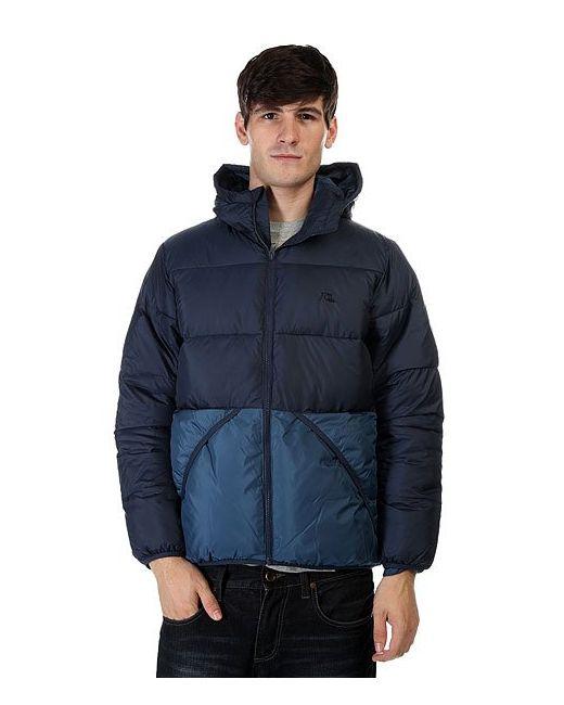 Quiksilver | Мужская Синяя Куртка Baran Navy Blazer