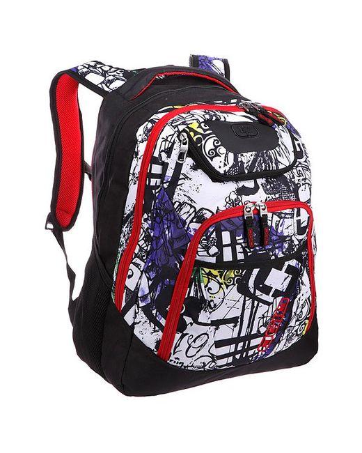 Ogio | Мужской Многоцветный Рюкзак Туристический Tribune Pack 40.1 L Graffiti
