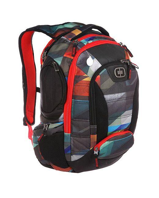 Ogio   Мужской Многоцветный Рюкзак Школьный Bandit Pack Spectro