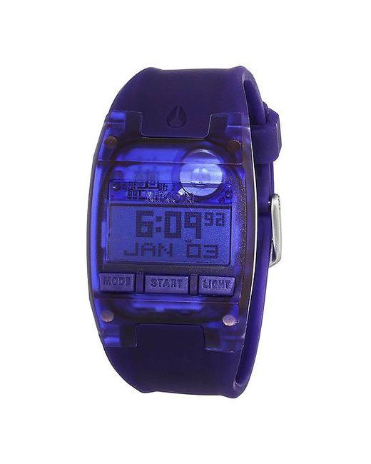 Nixon   Мужские Фиолетовые Часы Comp S All Purple