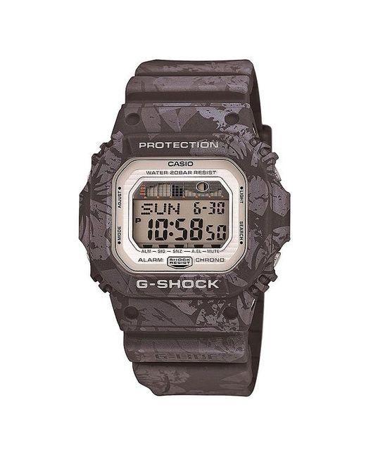 Casio G-Shock | Мужские Серые Часы Glx-5600f-8e Grey