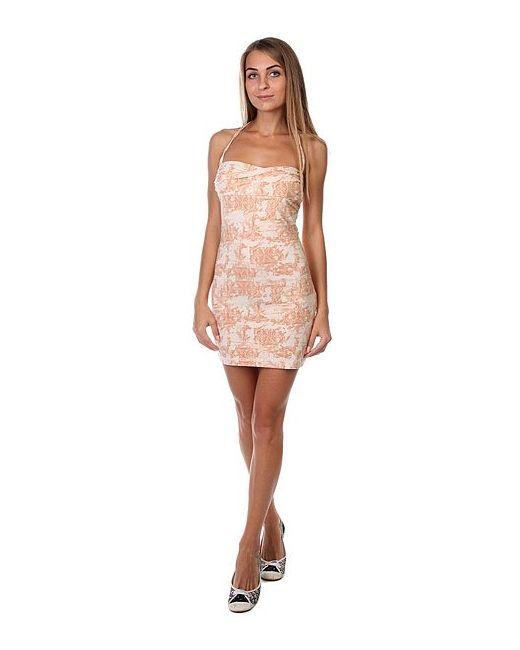 Insight   Женское Бежевое Платье Женское Nuds Beige