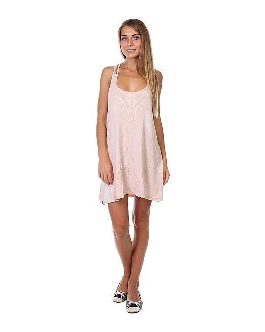 Insight   Женское Розовое Платье Женское Baby Blush Pink