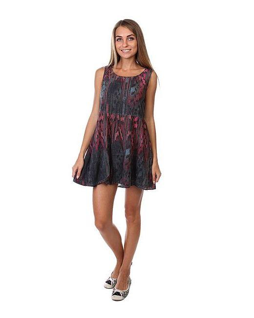 Insight   Женское Многоцветное Платье Женское Zoowho Dress Midnight Zulu