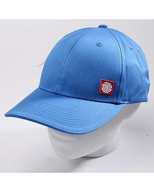 Element | Мужская Синяя Бейсболка Basic Cap Vintage Royal
