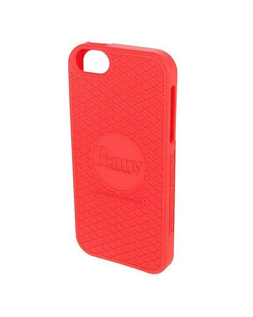 Penny | Женский Красный Чехол Для Iphone 5 Case Red