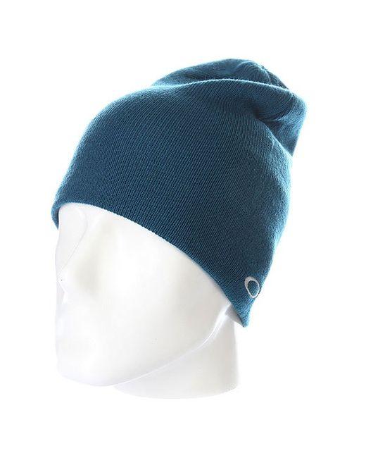 Oakley | Мужская Синяя Шапка Носок Fine Knit Beanie Moroccan Blue